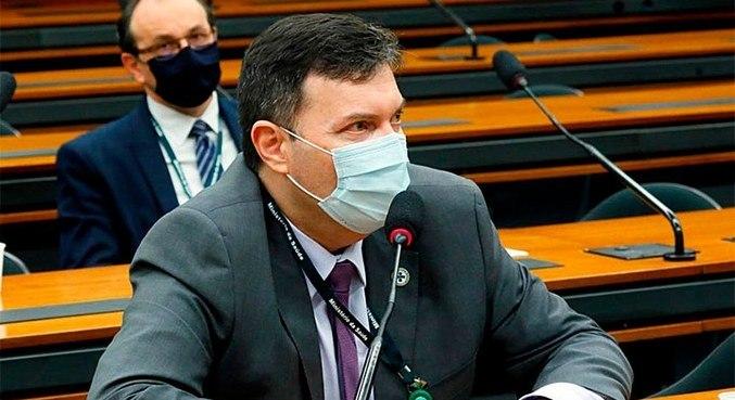 Ex-diretor substituto do departamento de logística do Ministério da Saúde, Marcelo Blanco