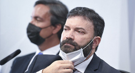 Tenente-coronel da reserva Marcelo Blanco, ex-diretor do Ministério da Saúde