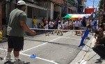 O esporte tem a capacidade de transformar vidas e, por meio desse projeto que incentiva as crianças de Paraisópolis, a ONG tem o objetivo de ensinar e divertir a garotada da comunidade e, ao mesmo tempo, popularizar a prática de esportes como o tênis e o futsal feminino nas favelas*Enrico Malizia, estagiário do R7, sob supervisão de André Avelar