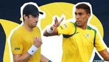 Marcelo Demoliner ganha vaga e Brasil terá 5 tenistas em Tóquio