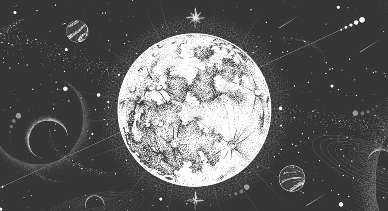 Tensão no ar: os astros prometem semana agitada