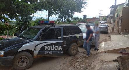 Prisão aconteceu no interior de Minas Gerais
