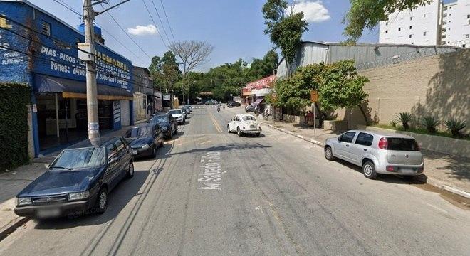 Crime ocorreu na Avenida Salgado Filho, no centro de Guarulhos