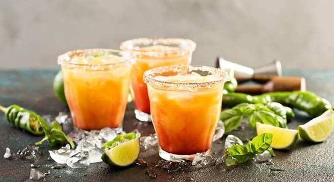 Tequila Sunrase