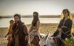 Terá e Amat seguem com a caravana de Nadi até Ur