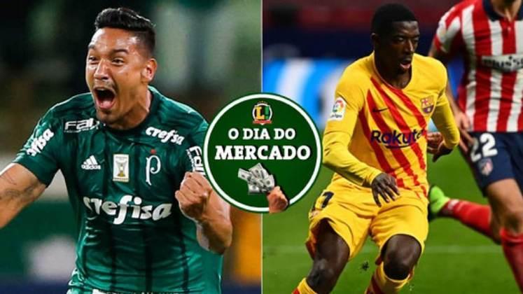 Terça-feira de novidades no mercado da bola! O Palmeiras vendeu zagueiro, o Barcelona pode ter atacante saindo e muito mais. Saiba as últimas do vaivém no resumo do Dia do Mercado!