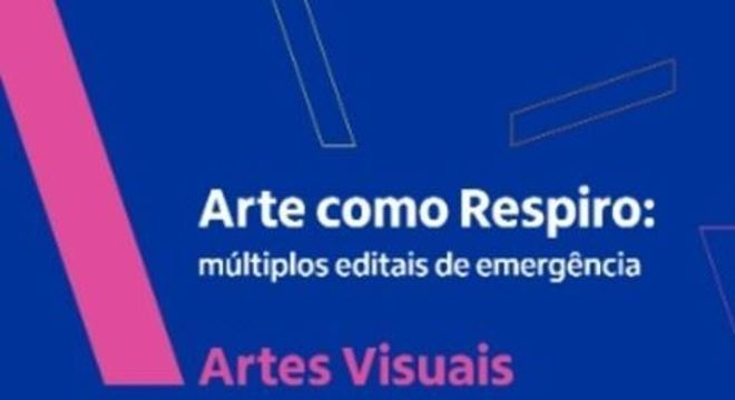 Terceiro edital de emergência lançado pela Instituição selecionou produções voltadas às categorias 'Produção Artes Visuais' e 'Série Fotográfica'