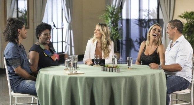 Reality mostrou 'troca' entre Vanessa Jackson e Leticia Santiago