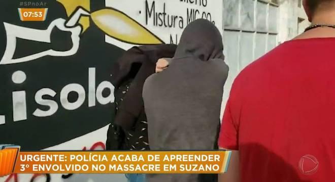 Menor G.V.G.O. participou da elaboração do massacre em Suzano (SP)
