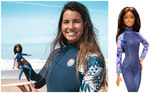 Outra jovem surfista na lista é a portuguesaTeresa Bonvalot