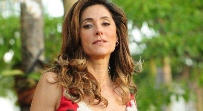 Christiane Torloni dá um tom de vilã da Disney a sua Tereza Cristina