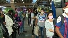 Mulher é esfaqueada dentro do terminal de ônibus na Lapa (SP)