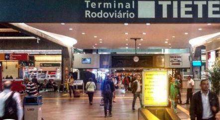 SP inicia triagem de passageiros vindos do Maranhão