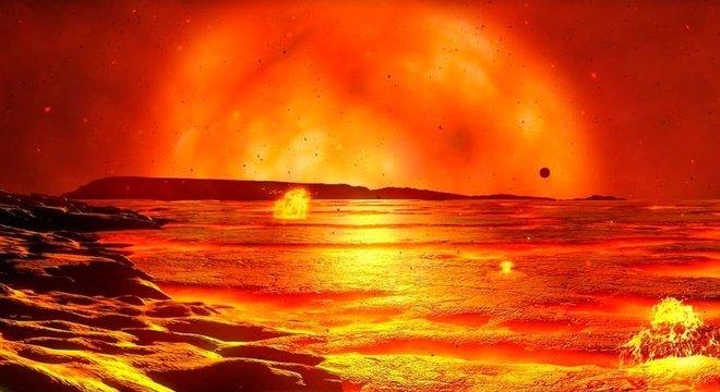 Ainda temos perguntas sobre como se originou a vida na Terra