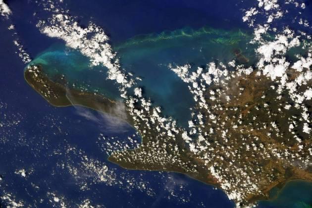 Os integrantes daCrew-2 darão continuidade aos trabalhos da missão anterior, focados sobretudo namanutenção da ISS e nos estudos sobre o clima da TerraLocal:Península de Guanahacabibes, em Cuba