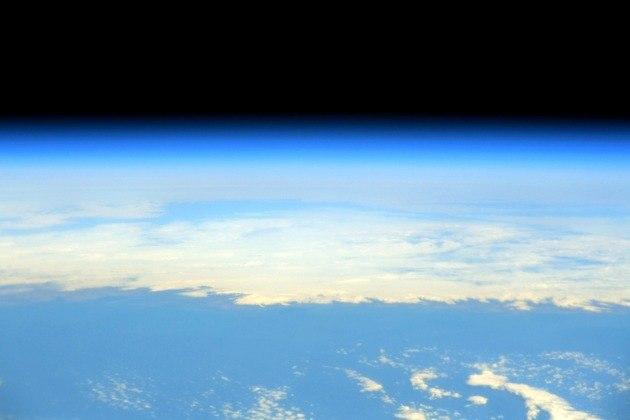 Ambas astripulações devem retornar à Terra em outubro, com poucos dias de diferençaLocal: Groenlândia