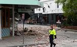 Terremoto de 6 graus de magnitude atinge sudeste da AustráliaVEJA MAIS