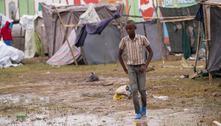Mais de 500 mil crianças foram afetadas por terremoto no Haiti