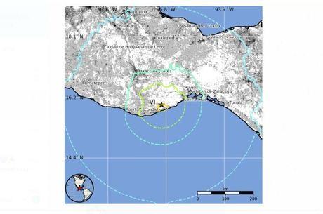 Tremor no sul do México gerou alerta de tsunami