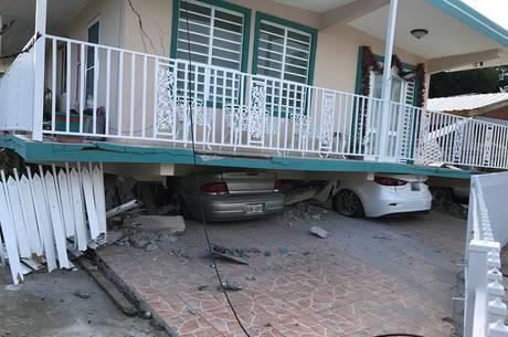 Terremoto foi o pior das duas últimas semanas