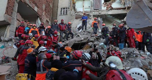 Número de mortos em terremoto na Turquia sobe para 29