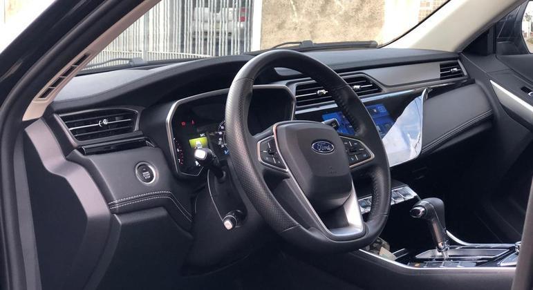 Com as mudanças o Ford Territory pode perder espaço tendo em vista seu posicionamento