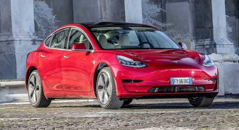 Marca fabricou mais de 228 mil unidades do Model 3