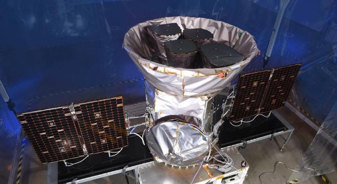 TESS terá a missão de coletar dados sobre planetas fora do Sistema Solar