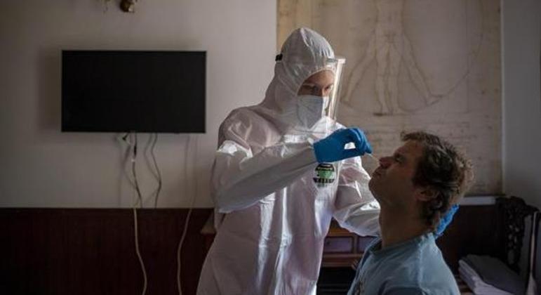 República Dominicana identifica variante brasileira do novo coronavírus pela primeira vez