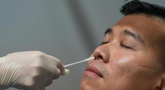 China acrescentou 17 novos positivos assintomáticos no último boletim, todos importados