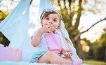 thaeme celebra 1 anoa da filha