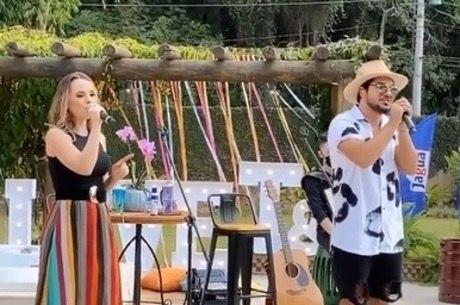 Thaeme e Thiago cantaram grandes sucessos