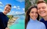 Thais Fersoza e Michel Teló estão aproveitando dias de férias na França. Os dois, que estão casados desde 2014, renovaram o álbum de viagem pela Europa e compartilharam novas imagens em cenários paradisíacos. Confira as fotos!