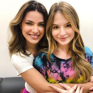 "Thais Melchior e Sophia Valverde: ""Poliana Moça"""