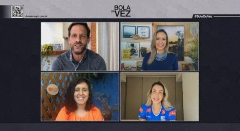 Thaísa Bola da Vez ESPN Brasil
