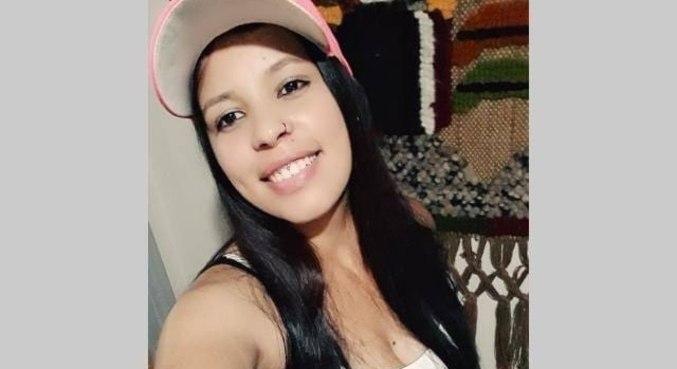 Thalia Ferraz, vítima de feminicídio em Jaraguá do Sul (SC), na véspera de Natal