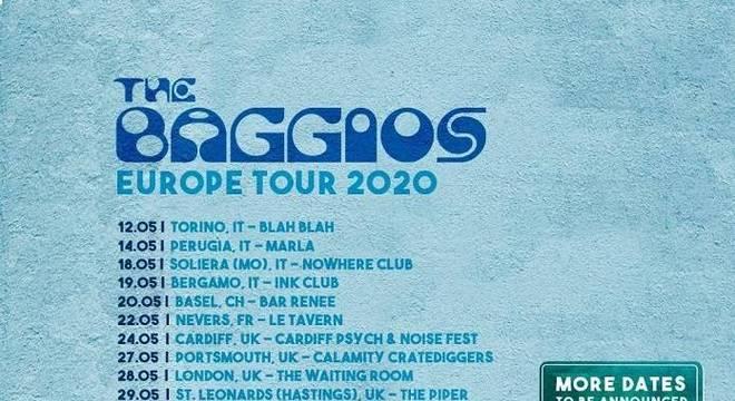 the baggios europa tour