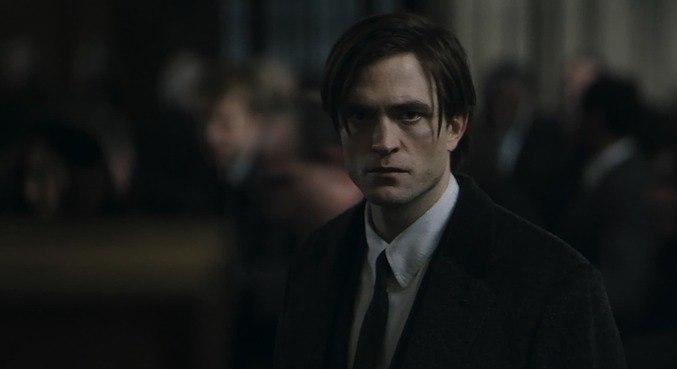 Robert Pattinson interpreta a nova versão de Bruce Wayne, o Batman