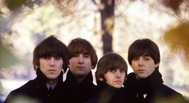 The Beatles por Robert Freeman
