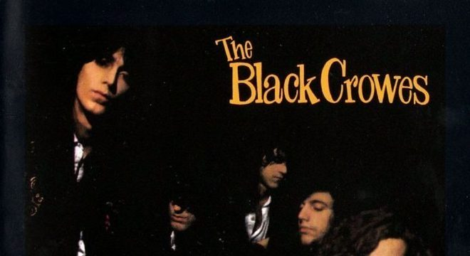 The Black Crowes - Shake Your Money Make - Capa