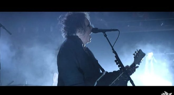 The Cure ao vivo