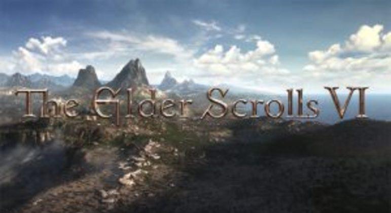 The Elder Scrolls 6 ainda está em estágio inicial de desenvolvimento