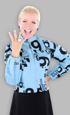 Xuxa enfrenta um novo desafio na Record TV