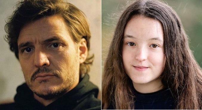 Pedro Pascal e Bella Ramsey serão os protagonistas da série de 'The Last of Us'