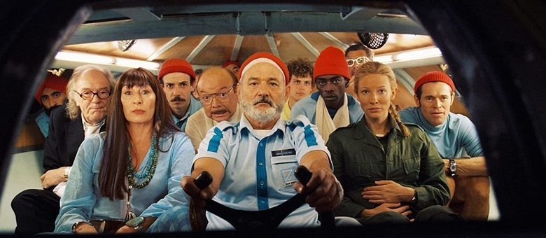 Elenco de 'The Life Aquatic with Steve Zissou'