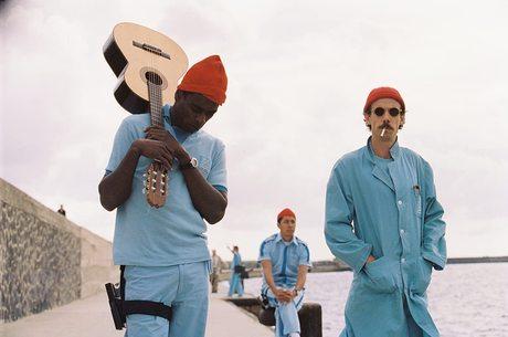 Filmagens do longa de Wes Anderson