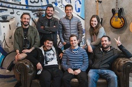 Grupo responsável pelo The Live Comedy