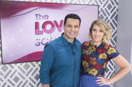 Renato e Cristiane Cardoso apresentam o The Love School