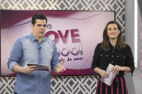 Carlos e Cintia Cuccato relembram as reportagens de grande repercussão do The Love School - Escola do Amor