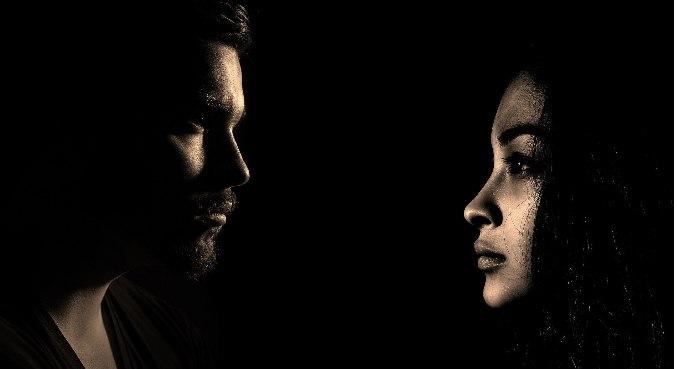 Professores mostram o sinal de que o divórcio está chegando no casamento